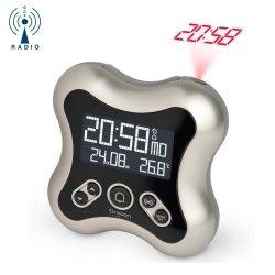 Budzik biurkowy Oregon RM331 zegar z projektorem i termometrem