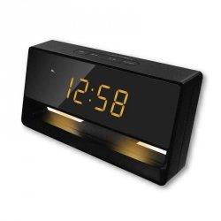 Budzik biurkowy TechnoLine WT 495 zegar elektroniczny