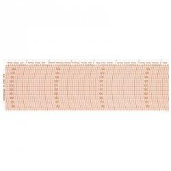 Paski rejestracyjne ciśnienia do samopisów Fischer 210(x) barogram zestaw roczny