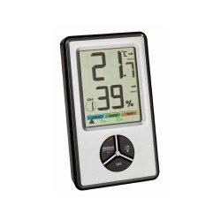TFA 30.5045 termohigrometr elektroniczny wewnętrzny monitor klimatu pomieszczeń
