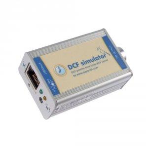 Papouch generator sygnału DCF-77 internetowy symulator sygnału