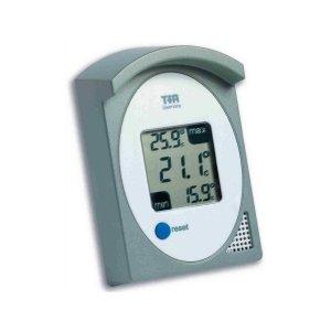 TFA 30.1017 termometr zewnętrzny elektroniczny max/min