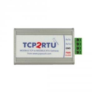 Papouch TCP2RTU konwerter Modbus RTU/ASCII do Modbus TCP konwerter RS232/422/485 do Ethernet