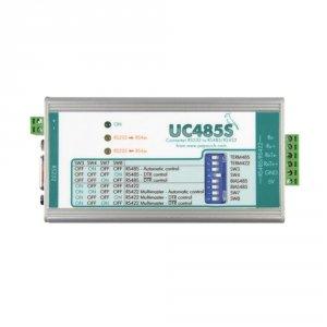 Papouch UC485 konwerter sygnału RS232 do RS485 / RS422 izolator galwaniczny