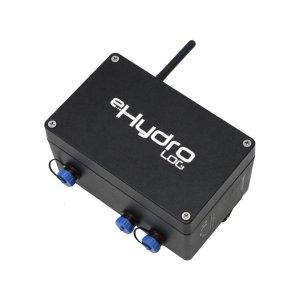 Technika IT eHydroLOG max rejestrator danych GSM/LTE do profesjonalnych i przemysłowych stacji meteorologicznych