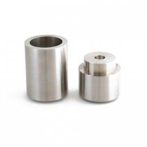 Hukseflux zbiornik metalowy na próbkę dla czujników igłowych TP08