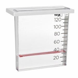 TFA 47.1014 deszczomierz manualny plastikowy na balkon