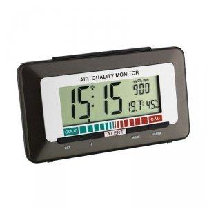 TFA 60.2527 stacja kontroli jakości powietrza wewnętrzna wskaźnik stężenia CO2