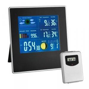 TFA 35.1126 GALLERY stacja pogody bezprzewodowa z czujnikiem zewnętrznym kolorowa