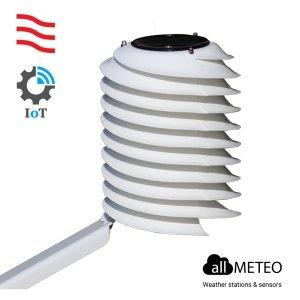 Barani MeteoHelix IoT Pro inteligentna stacja meteorologiczna profesjonalna IoT Smart City
