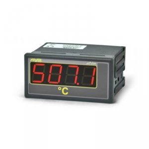 APAR AR507 miernik temperatury wyświetlacz 20 mm tablicowy 96 x 48 mm