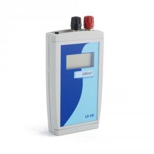 Hukseflux LI19 czytnik LCD z funkcją rejestratora danych i wzmacniacza sygnału mV