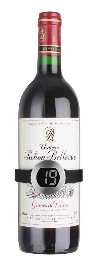 TFA 14.2008 termometr elektroniczny na butelkę do wina