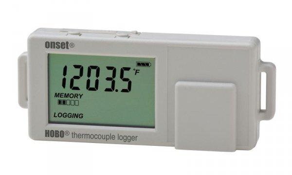 Rejestrator temperatury HOBO UX100-014M data logger termometr termopara wewnętrzny