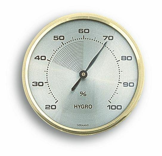 TFA 44.1001 higrometr tradycyjny wilgotnościomierz mechaniczny 71 mm