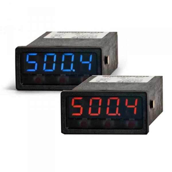 APAR AR500 miernik uniwersalny temperatury i sygnałów analogowych wyświetlacz 10 mm tablicowy 48 x 24 mm wyjście analogowe