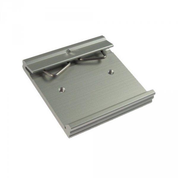 Papouch DIN_40_M uchwyt metalowy na szynę 35 mm TS35