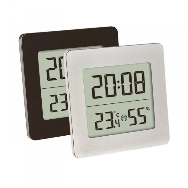 TFA 30.5038 termohigrometr biurkowy z funkcjąbudzika