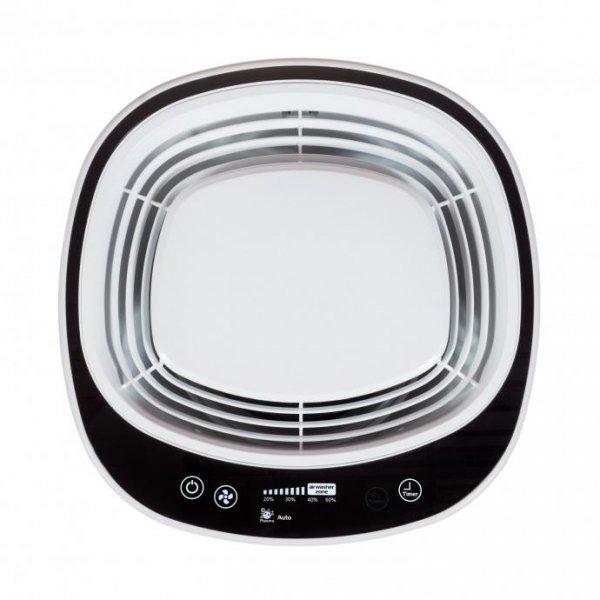 Oczyszczaczo - nawilżacz powietrza Airbi PRIME urządzenie 2 w 1 filtr wodny do 60 m2