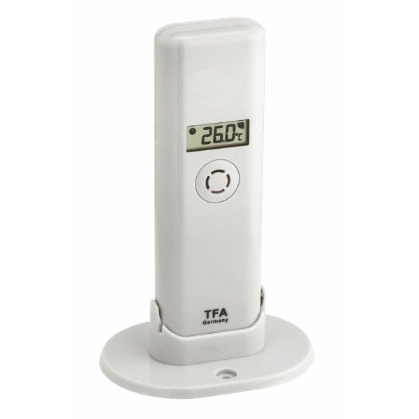 TFA 30.3303 czujnik temperatury i wilgotności bezprzewodowy zewnętrzny WeatherHub Smart Home