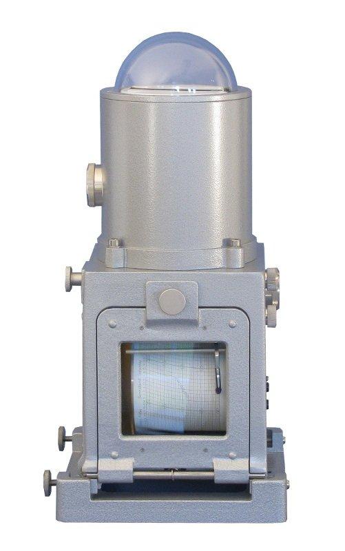 Dr.Müller-R.Fuess 58dc aktynograf mechaniczny, bimetaliczny typu Robitzsch-Fuess