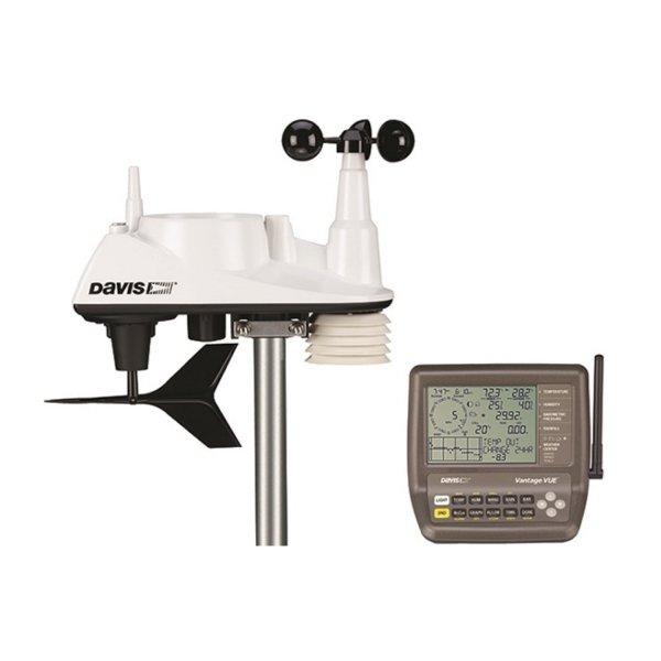 Davis Vantage Vue stacja meteorologiczna bezprzewodowa półprofesjonalna z konsolą LCD