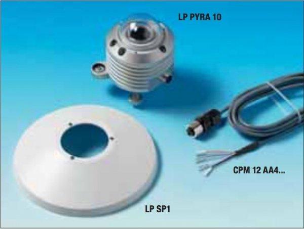 DeltaOhm LP PYRA 10 czujnik promieniowania całkowitego pyranometr termoparowy Secondary Standard
