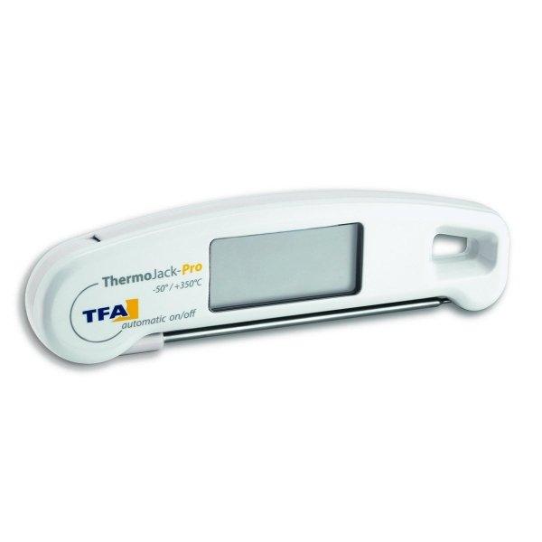 TFA 30.1050 THERMO JACK PRO termometr kuchenny elektroniczny z sondą szpilkową do żywności 110 mm