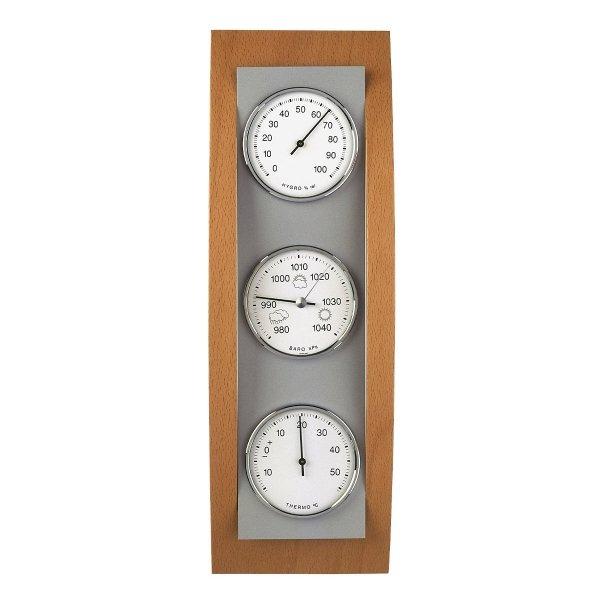 TFA 20.1082 stacja pogody tradycyjna mechaniczna barometr ścienny