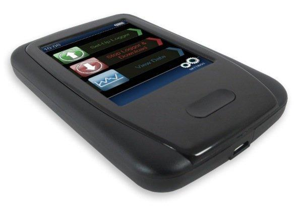 Czytnik rejestratorów USB Corintech DataPad