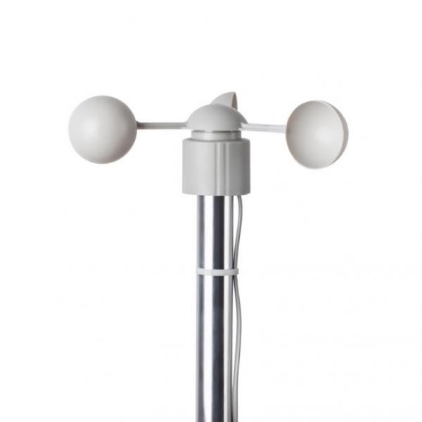 Czujnik prędkości wiatru PM1S wiatromierz, anemometr mechaniczny
