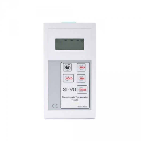 Termometr laboratoryjny ST-90 elektroniczny termoparowy typu K