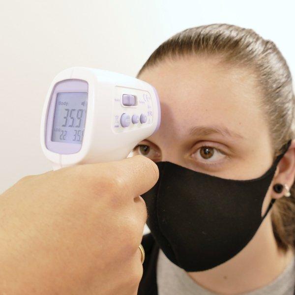 TFA 31.1142 BODYTEMP 478 termometr lekarski bezkontaktowy pirometr medyczny