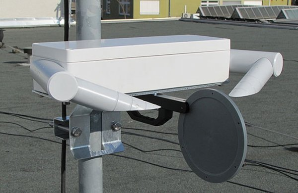 Lufft VS2k czujnik widzialności do 2000 m widzialnościomierz