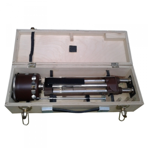 Psychrometr Assmanna aspirowany PM-8211 profesjonalny tradycyjny dydaktyczny
