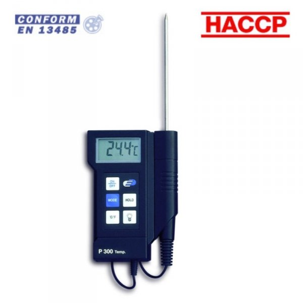 TFA 31.1020 termometr laboratoryjny elektroniczny z sondą szpilkową do żywności