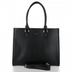 Klasyczna torebka damska David Jones Czarna