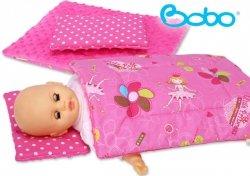 Pościel dla lalki Mała Księżniczka