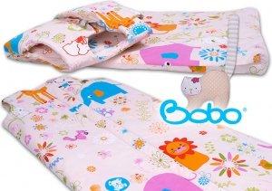 Śpiworek dla dziecka od 2 do 5 lat beżowe safari