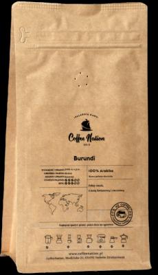 BURUNDI 500g - 100% Arabika
