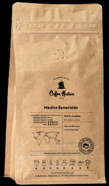 MEXICO ESMERALDA 500g  -100% Arabika