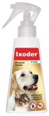 DermaPharm Sabunol Ixoder Spray odstraszający kleszcze i komary dla psa i kota 100ml