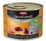 Animonda Gran Carno Sensitiv Indyk + ziemniaki 200g