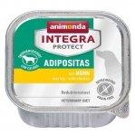 Animonda Integra Protect Adipositas dla psa kurczak tacka 150g