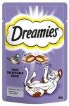Dreamies Kaczka - przysmak dla kota 60g