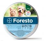 BAYER FORESTO Obroża dla psa i kota do 8kg