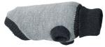 Ami Play Sweter dla psa Oslo 28 cm Szary