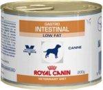 ROYAL CANIN Gastro Intestinal Low Fat Canine 200 g (puszka)
