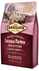 Carnilove Kitten Cat Salmon & Turkey 6kg