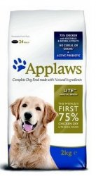 Applaws Adult Dog Lite All Breeds Kurczak 7,5kg